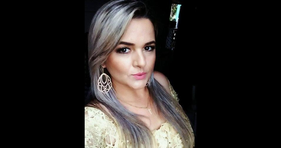 Gisela Ferrani, 34 anos, de Olimpia (MT)