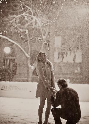 Cidade está em clima de romance - Reprodução/Instagram/HowHeAsked