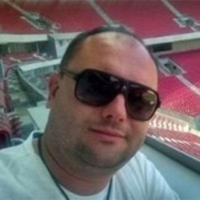 Douglas Dorneles, comentarista da Rádio Chapecó