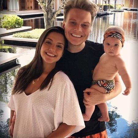 A família de Michel Teló não cansa de ser fofa nas redes sociais - Reprodução/Instagram