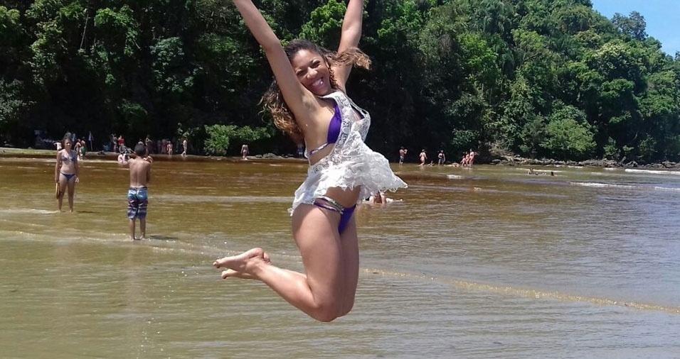Grace Kelly dos Santos, 34 anos, de São Paulo (SP)
