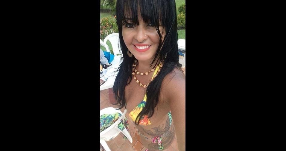 Cleo Sousa, 39 anos, de Salvador (BA)