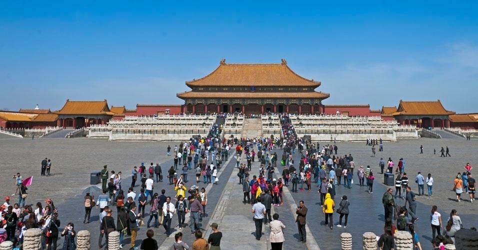 4. China: 55.622.000, sem considerar os dados de Hong Kong, Macau e Taiwan, computados separadamente pela OMT. Se fossem somados, o número iria para 107,9 milhões de visitantes em 2014