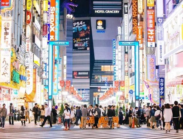 Tóquio, no Japão, ficou no primeiro lugar entre as cidades mais caras para se viver