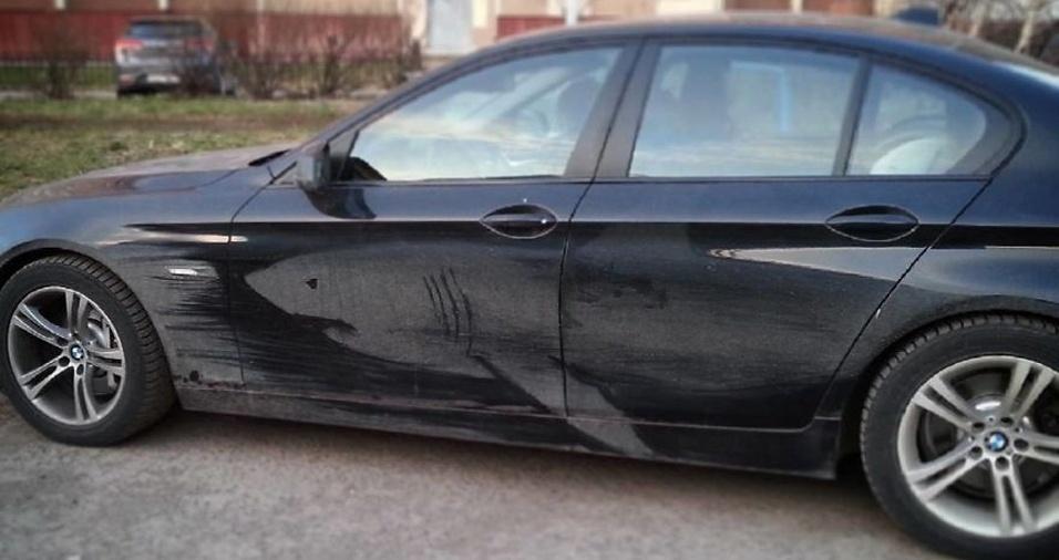 3. O lado bom é que você personalizar seu carro de um jeito muito legal sem gastar nada