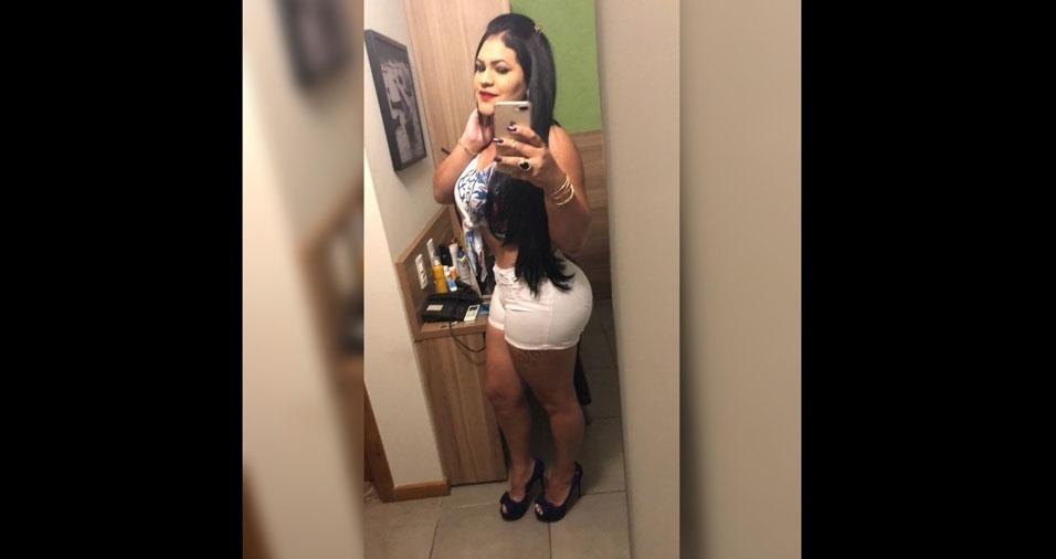 Natassia Jessica Lima, 27 anos, Goiania (GO)
