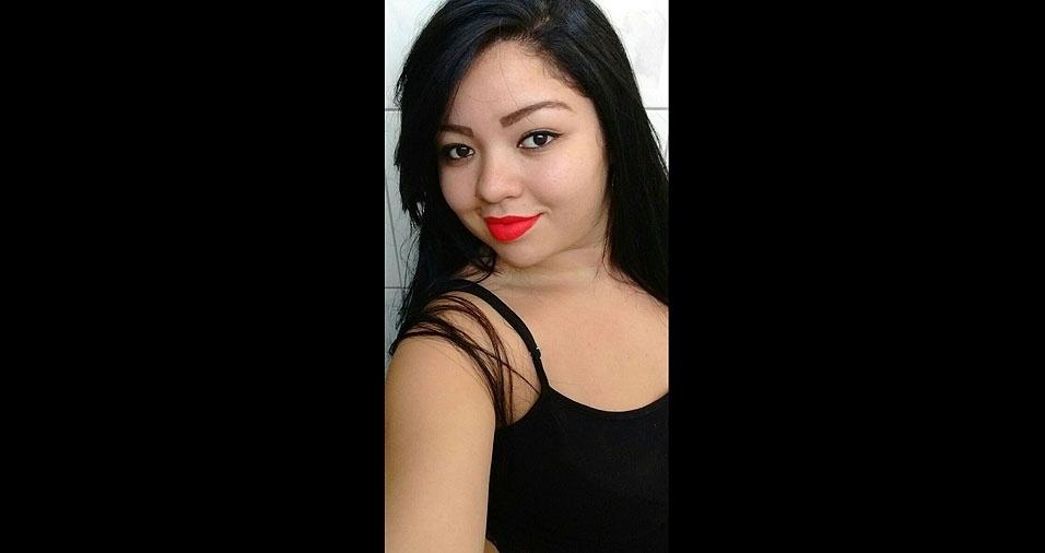 Andressa Oliveira, 26 anos, de São Paulo (SP)