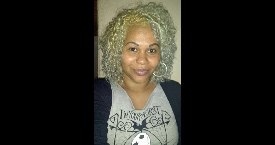 Jacqueline Martins Cunha, 36 anos, de São Paulo (SP)