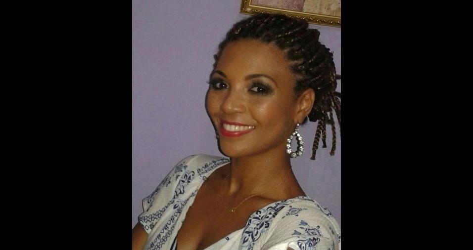 Priscila Chaves, 36 anos, do Rio de Janeiro (RJ)