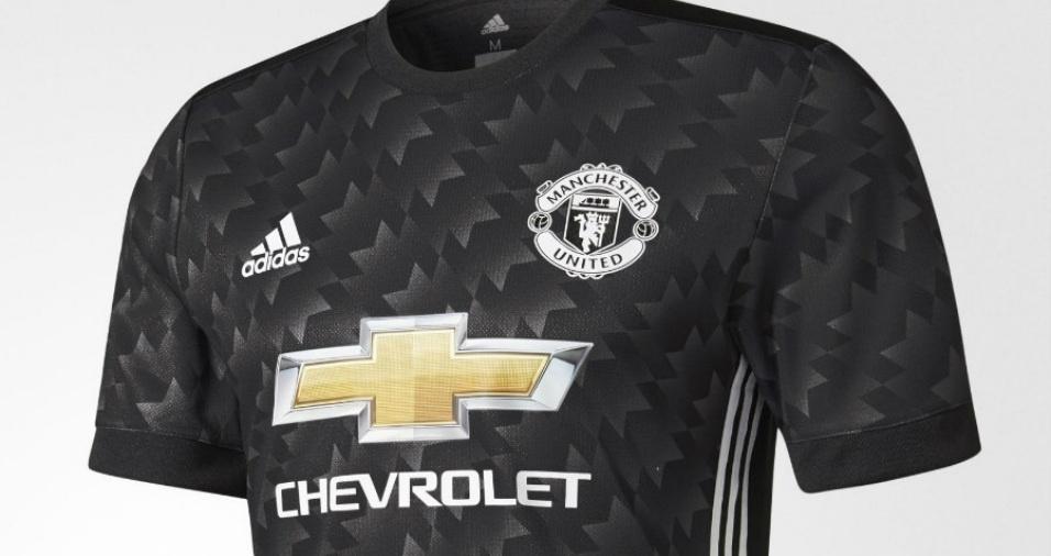 23. Manchester United - O United conseguiu formular uma das camisas mais bonitas para a próxima temporada