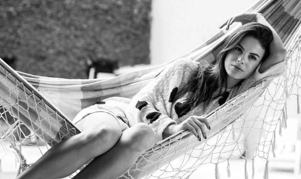 """18.out.2016 - A atriz Sthefany Brito posa para o projeto """"Essa Minha Mulher"""". Ensaios buscam mostrar a mulher por trás da figura que todos conhecem"""