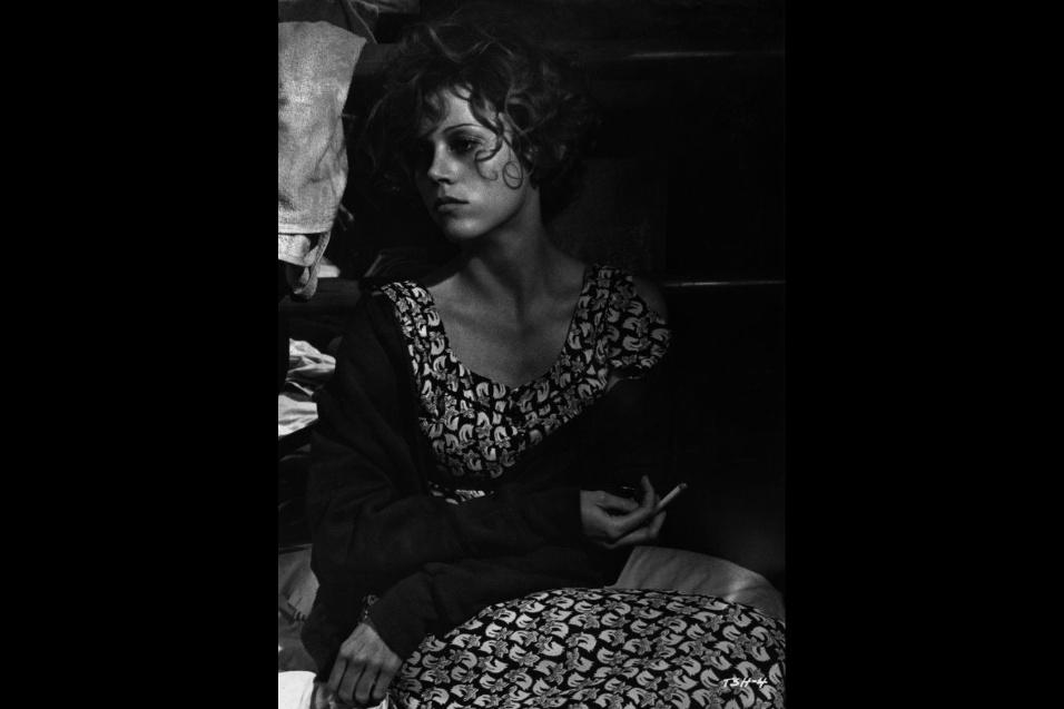 """1969 - Jane Fonda em """"A Noite dos Desesperados"""". Além de indicada ao Globo de Ouro e Bafta, atuação no filme deu à Fonda sua primeira indicação ao Oscar"""