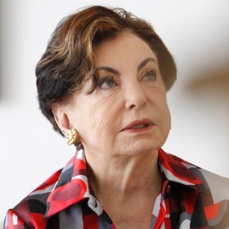Beatriz Segall, de 92 anos, teve recentemente uma pneumonia e passou mal em casa há quase duas semanas  - Reinaldo Canato/UOL