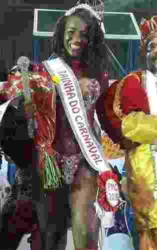 Najara Camargo, do Guarujá (SP), foi a Rainha do Carnaval de Cubatão, em 2016 - Arquivo pessoal