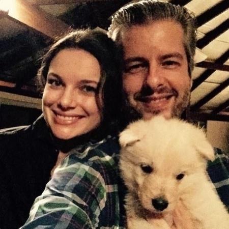 Victor e Poliana - Reprodução/Instagram