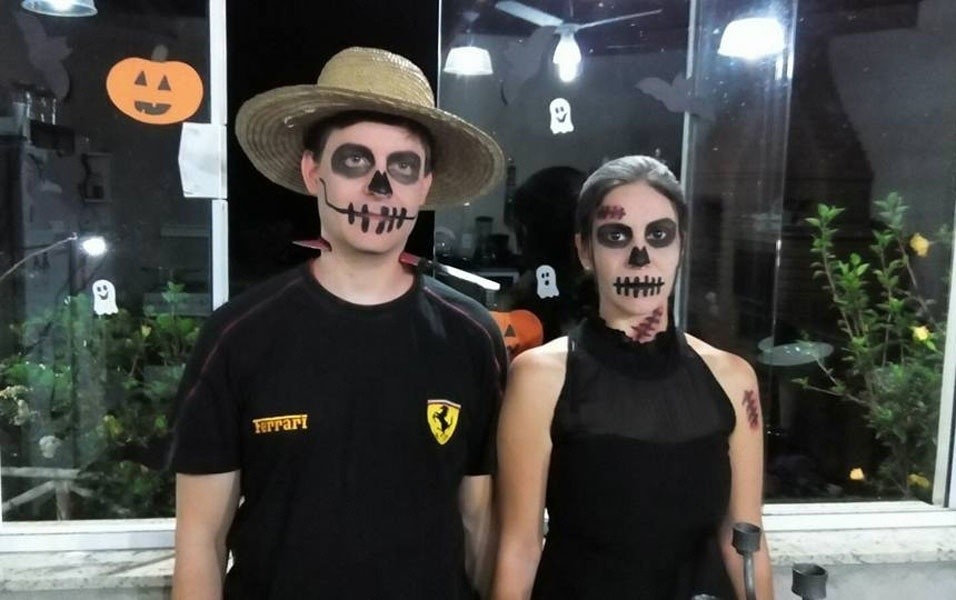 Gabriel e Marcela, de São Paulo (SP)