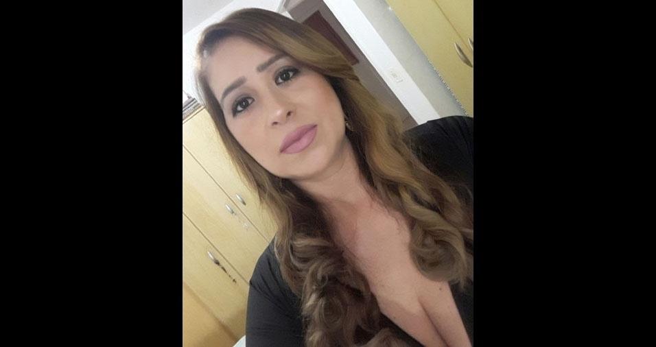 Eliane Dias, 33 anos, de Apucarana (PR)