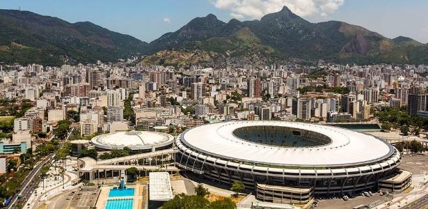 Maracanã no centro de polêmica envolvendo sua concessão
