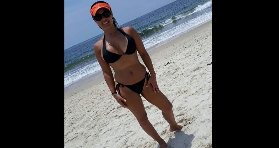Alexandra Portela, 43 anos, de Belo Horizonte (MG)