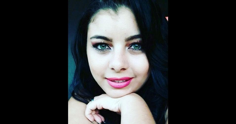 Aline Sandrelly da Silva, 27 anos, de Guarulhos (SP)