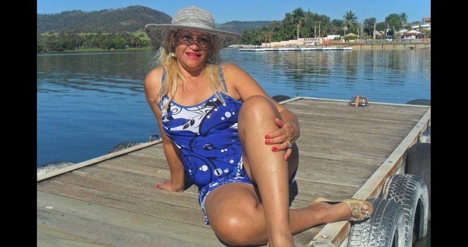 Ângela Souza, 57 anos, de Ribeirão Preto (SP)