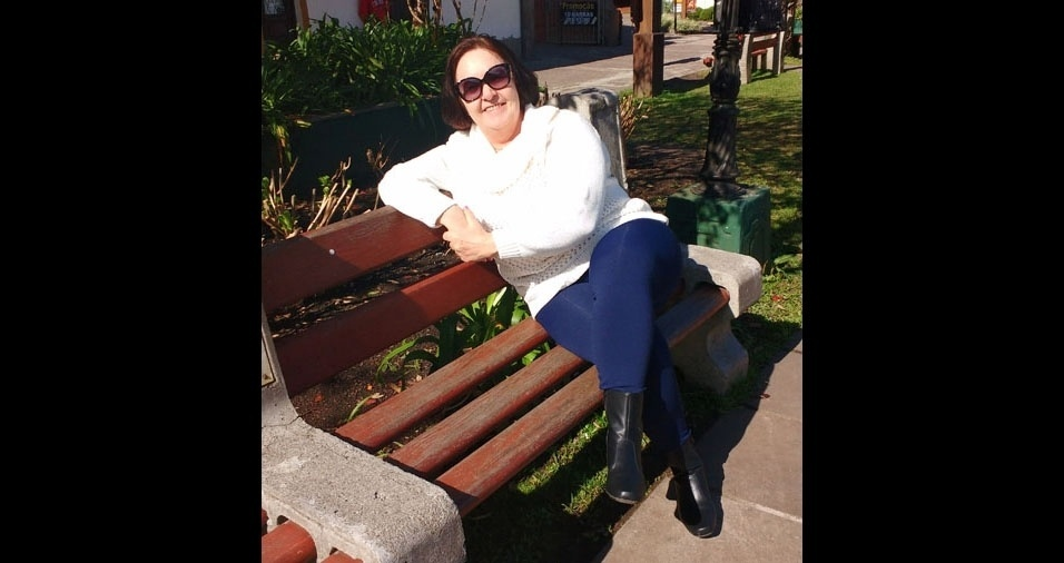 Fátima Santos, 62 anos, de Caicó (RN)