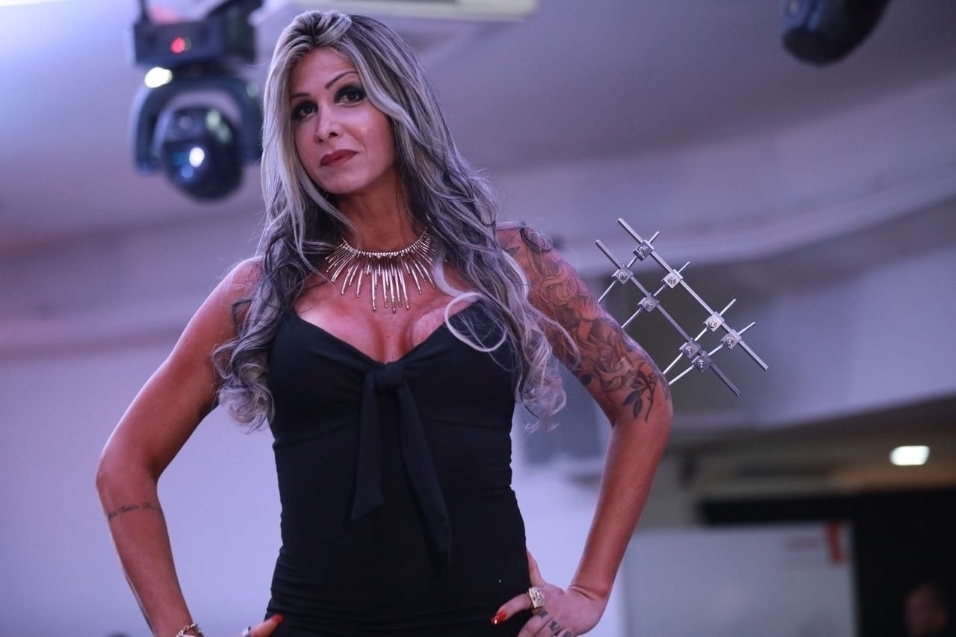5.nov.2017 - Musa do Brasil 2017 exaltou a beleza da diversidade