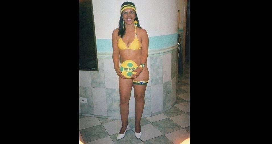 Rose Saucedo, 48 anos, de São Paulo (SP)