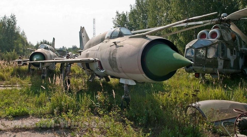 22.out.2015 - As máquinas seriam utilizadas na Guerra Fria pela União Soviética caso o conflito chegasse a um nível maior de enfrentamento com os EUA