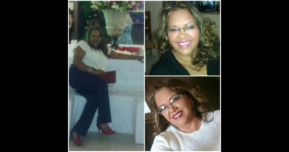 Joana Silva, 47 anos, de São Tiago (MG)