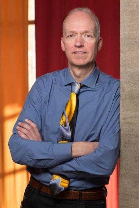 Categoria Pioneiros: Guus Velders, cientista holandês