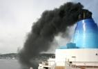 Tecnologia nos mares usa vento para reduzir emissão de CO2 - Reprodução/Cruise Law News