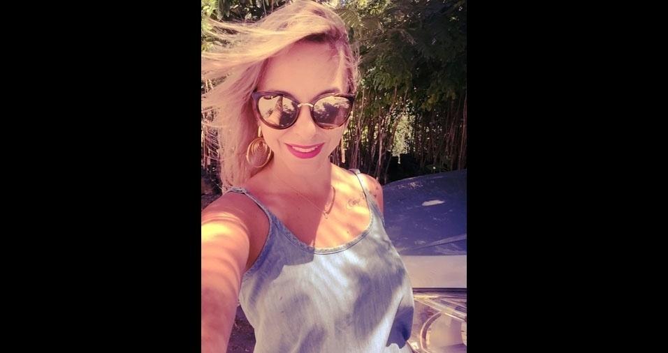 Nathalie Matos Gama, 31 anos, de Coari (AM)