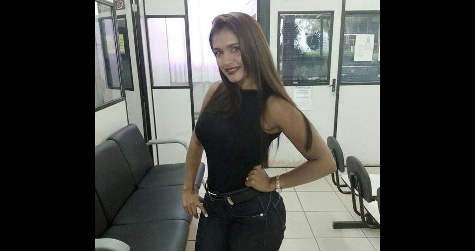 Raimunda Reis, 42 anos, de Santarém (PA)