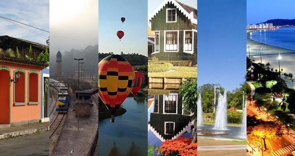 9c44dca3e 16 lugares incríveis para conhecer perto de São Paulo - Listas - BOL