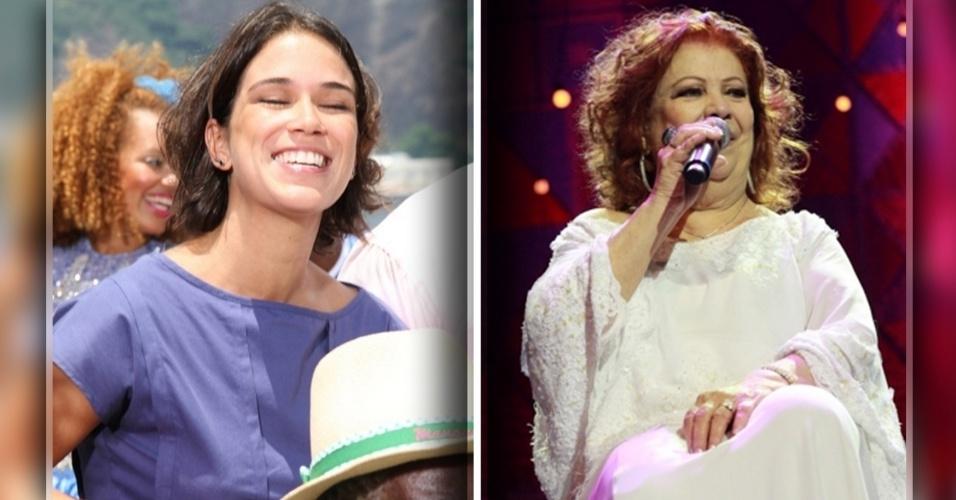 Luana Carvalho e Beth