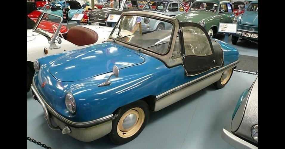33. Burgfalke FB250, 1958