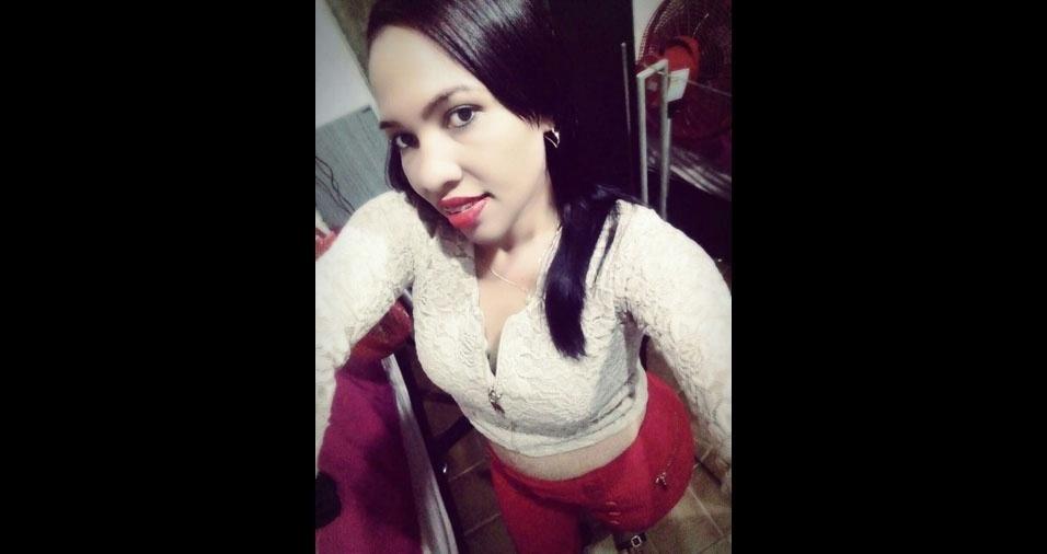 Elane Oliveira, 33 anos, de Itapecuru-Mirim (MA)