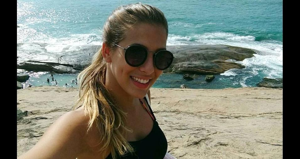 Marcelle Gomes, 23 anos, do Rio de Janeiro (RJ)
