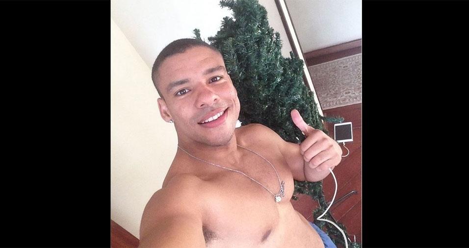 Igor Soddi contou que sua missão foi montar a árvore de Natal