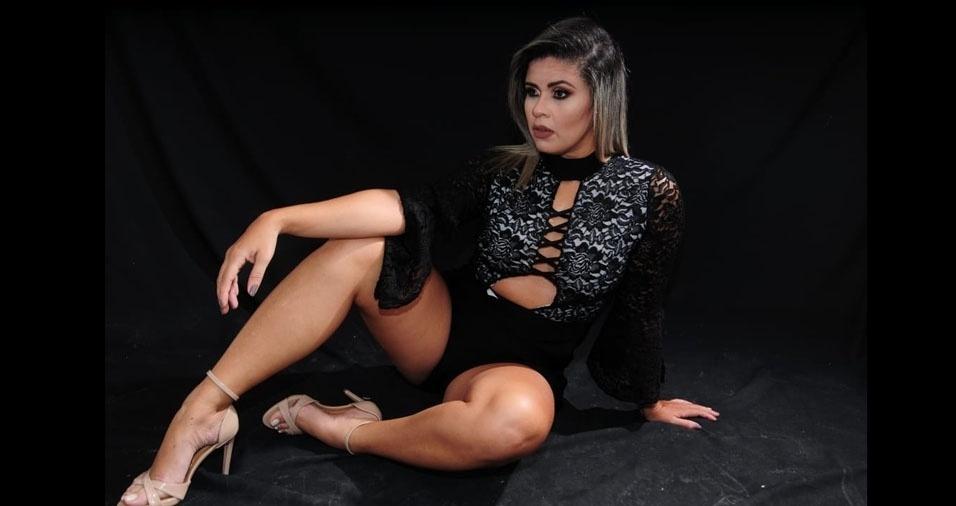 Huberlândia Pereira da Silva, 30 anos, de João Pessoa (PB)