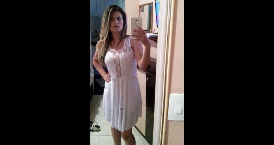 Daniele Lucia, 28 anos, de São Bernardo do Campo (SP)