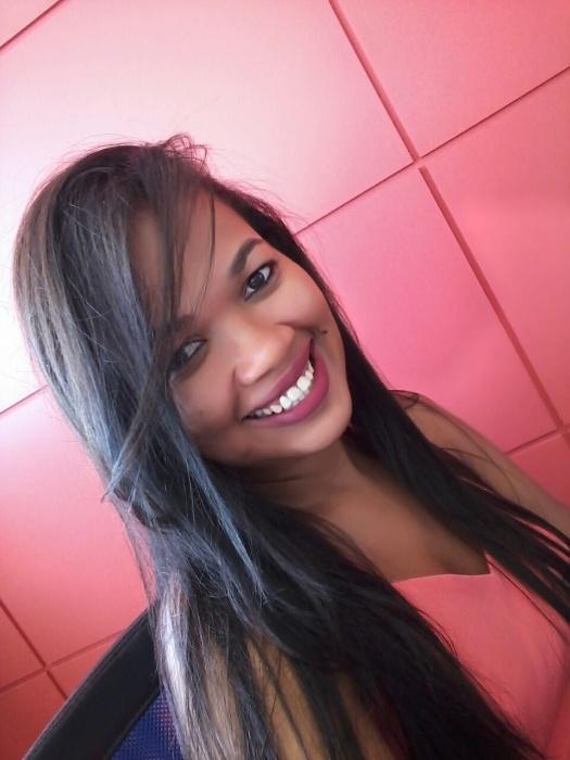 Marileide Silva Santos, 38 anos, de  Salvador (BA)