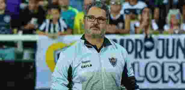 Rogério Micale, Atlético-MG - Bruno Cantini/Atlético-MG - Bruno Cantini/Atlético-MG