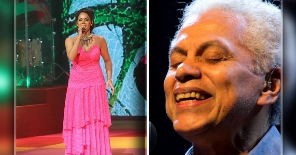 Beatriz Rabello e Paulinho da Viola