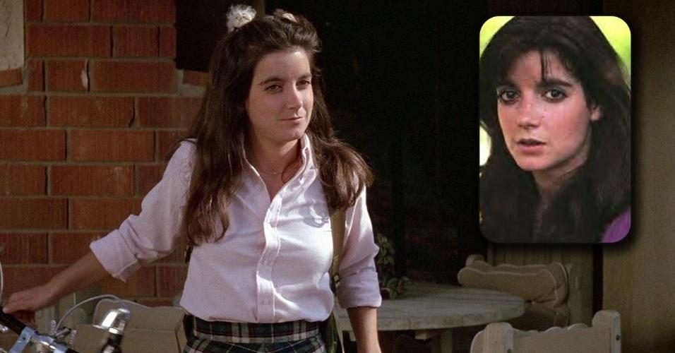 """4.nov.1982 - Atriz que atuou em """"Poltergeist"""", Dominique Dunne ajudou a popularizar a história de que o filme é """"amaldiçoado"""". Atores e pessoas envolvidas na produção do filme de terror tiveram mortes repentinas e assustadoras. A mais chocante de todas foi a de Dominique, que foi espancada e estrangulada pelo ex-namorado logo após a estreia do longa nos Estados Unidos, em 1982. A atriz tinha apenas 22 anos"""