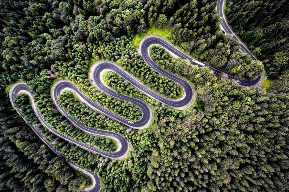 """Na categoria """"natureza"""", uma imagem feita em Provence, no sul da França, levou o primeiro lugar"""