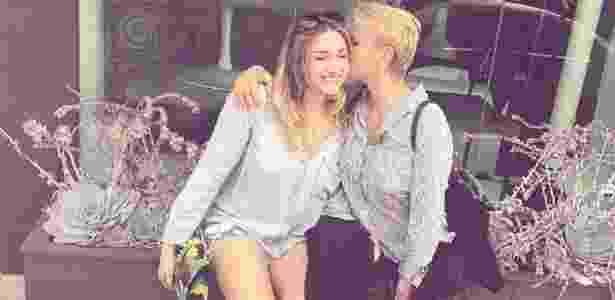 A estudante contou que tem influência de Xuxa na moda - Reprodução/Instagram - Reprodução/Instagram