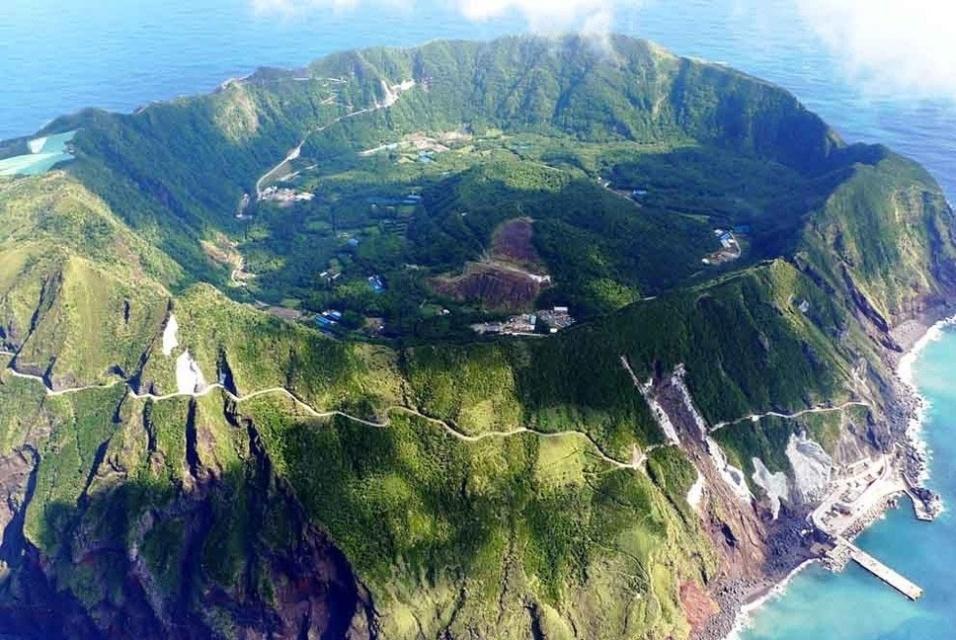 4.dez.2016 - Formação da ilha intrigou os geólogos