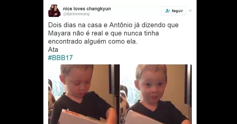 """27.jan.2017 - A rapidez na formação dos casais do """"BBB17"""" não para de ser piada nas redes sociais"""